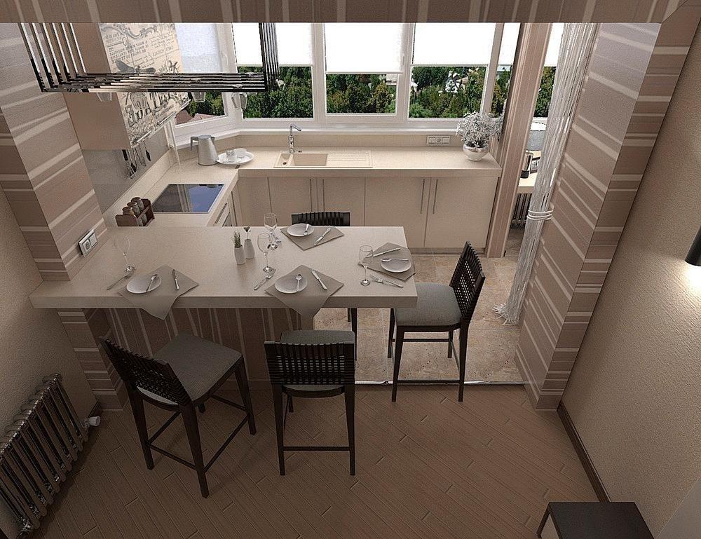 Kjøkken balkong