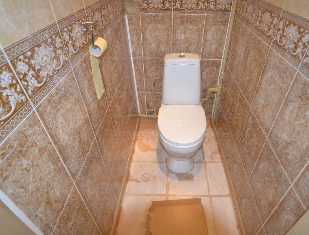 Décoration de toilette