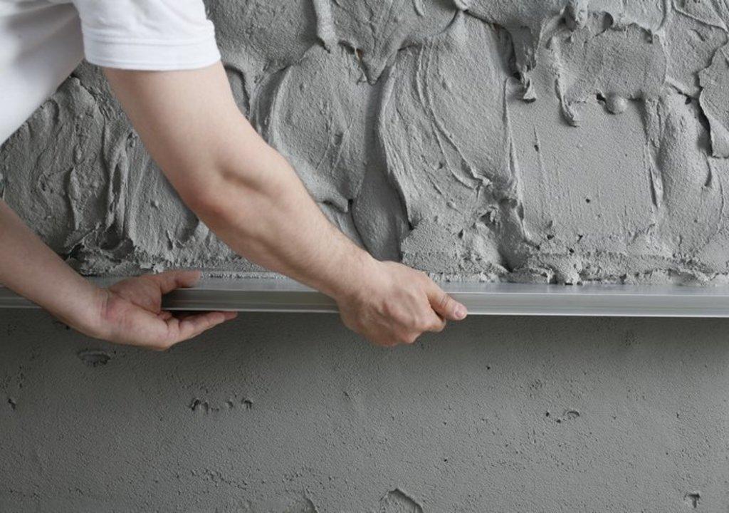 Enduit de ciment