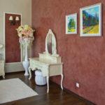 Peintures dans la chambre