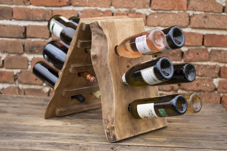 Étagère à vin d'origine